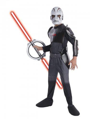 Déguisement Star Wars Rebels Inquisitor™ garçon