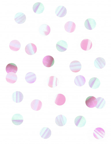 Confettis de table iridescents 14 grammes
