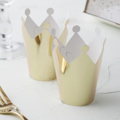 5 Mini-couronnes or-1