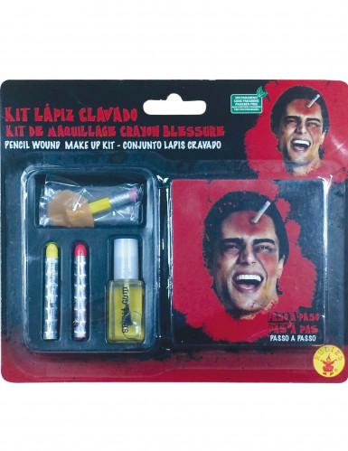 Kit de maquillage crayon enfoncé adulte