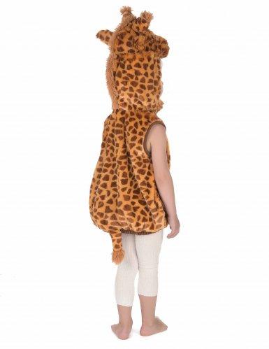 Déguisement girafe sans manches enfant-3
