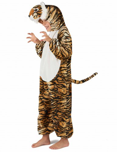 Déguisement tigre réaliste enfant-2