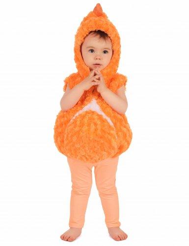 Déguisement poisson orange enfant-1