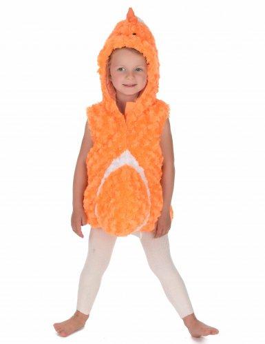 Déguisement poisson orange enfant-2