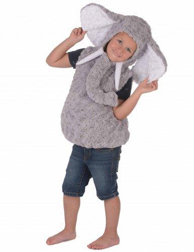 Déguisement éléphant gris enfant-2