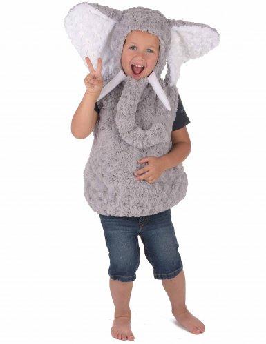 Déguisement éléphant gris enfant-3