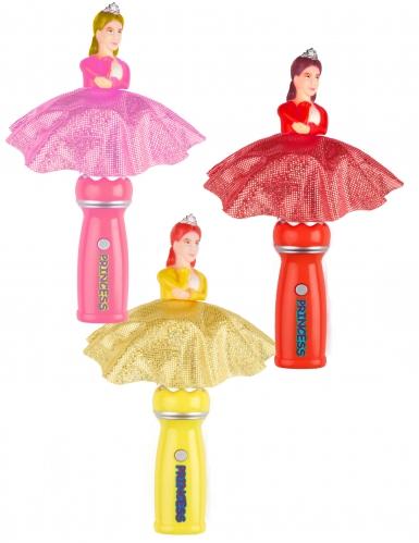 Tourniquet lumineux princesse 25 cm-2