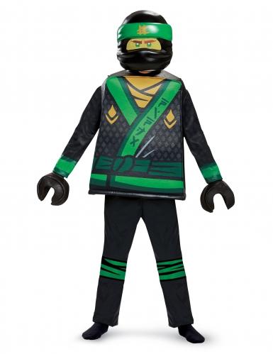 Déguisement deluxe Lloyd Ninjago™- LEGO® enfant