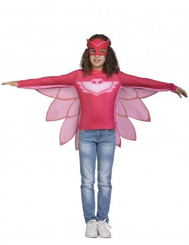 Coffret déguisement Bibou Owlette Pyjamasques™ enfant-1