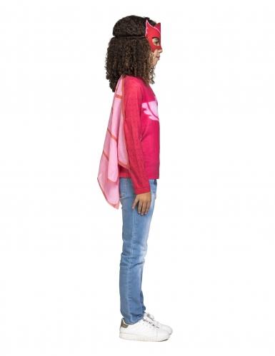 Coffret déguisement Bibou Owlette Pyjamasques™ enfant-2