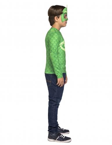 Coffret déguisement Gluglu Gekko Pyjamasques™ enfant-1