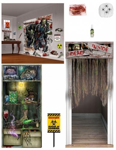 Decoration zombie for Zombie room decor