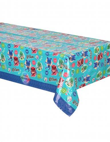 44838ed28362 Nappe en plastique bleu Pyjamasques