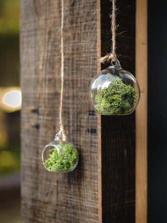 Boule en verre ouverte 10 cm -1