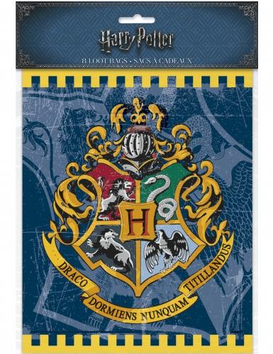 8 Sacs de fête Harry Potter ™-1
