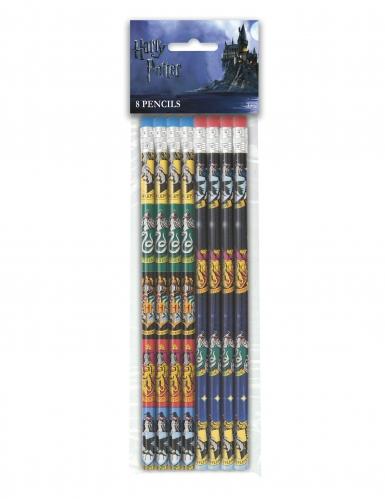 8 Crayons à papier Harry Potter ™-1