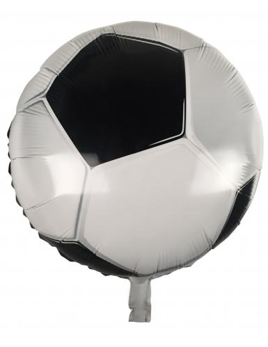 Ballon aluminium Foot party 45 cm