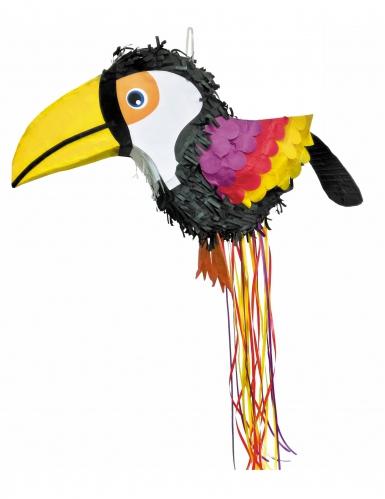Piñata tropicale toucan 52 x 32 cm
