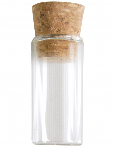 Tube éprouvette en verre 5 cm