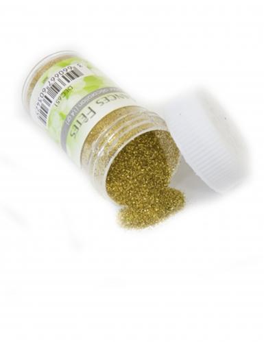 Pot de paillettes dorées 14 g