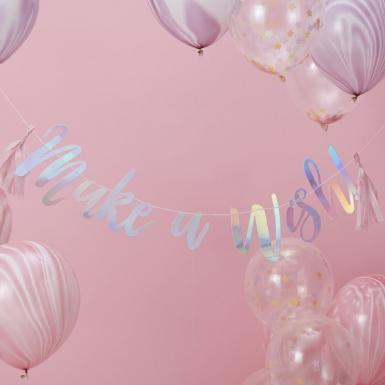 10 Ballons effet Marbre rose et violet 30 cm-1