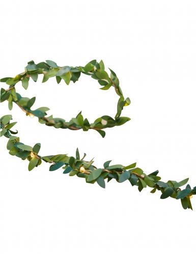 Guirlande lumineuse de feuilles 2 m