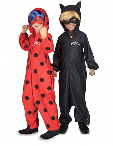 Déguisement combinaison Ladybug™ enfant-1