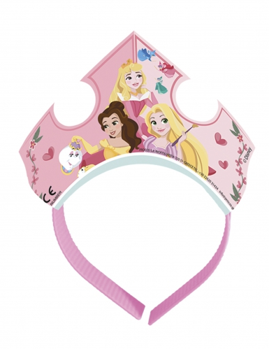 4 Tiares Disney Princesses™