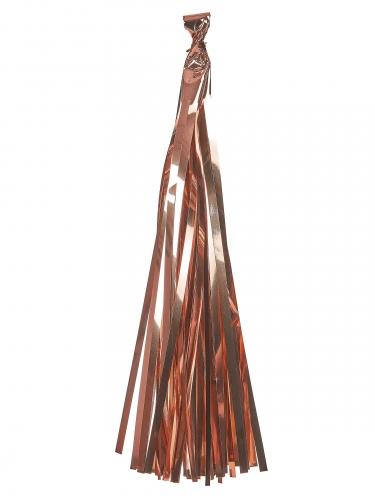 Guirlande tassel rose gold métallisé ignifugé 1,50 m-1