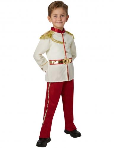 Déguisement prince Charmant Cendrillon™ enfant