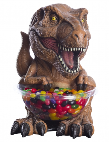 Mini pot à bonbons T-rex Jurassic World™ 38 cm