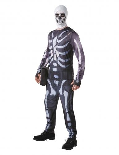 Déguisement Skull Trooper Fortnite™ adulte