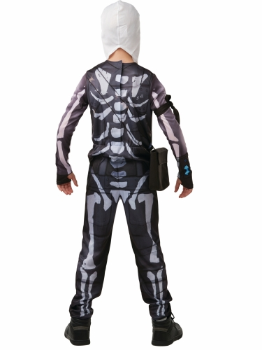 Déguisement Skull Trooper Fortnite™ adolescent-2