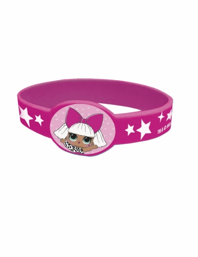 4 Bracelets élastiques LOL Surprise™-2
