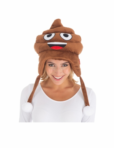 Bonnet crotte Emoji™-1