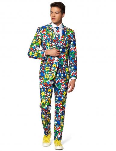 Costume Mr. Super Mario™ adulte Opposuits™