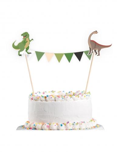 Cake topper Grands Dinosaures