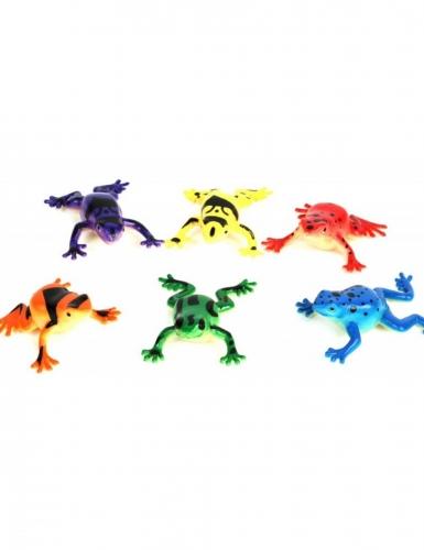 Accessoire pinata grenouille lance eau 5,5 cm