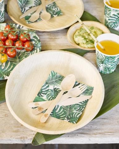 30 Pailles en carton bamboo biodégradables-1