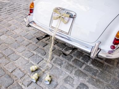 Kit décoration de voiture en jute 9 pièces-3