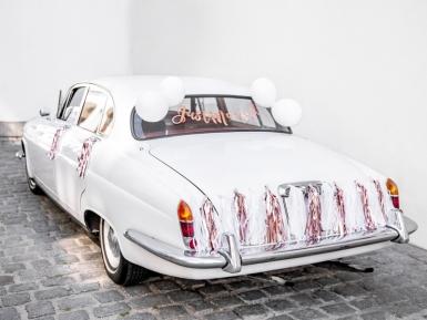 Kit décoration de voiture just married-1