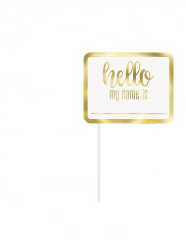 Kit photobooth hello baby 10 accessoires-1