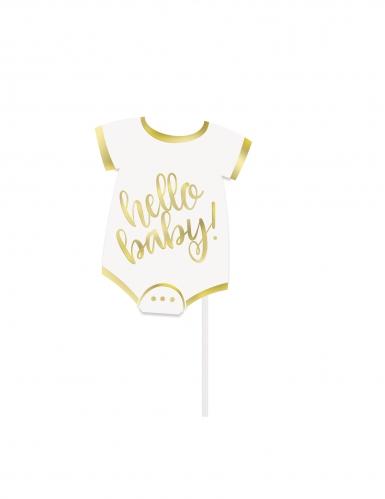 Kit photobooth hello baby 10 accessoires-3