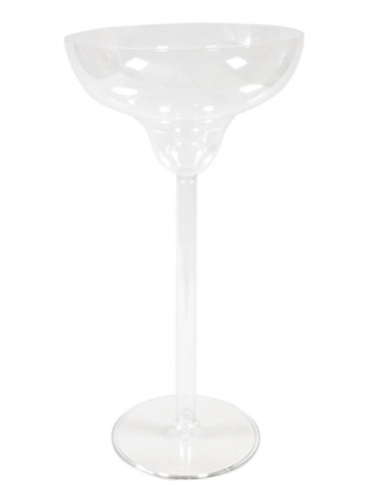 Coupe à monter en plastique vase margarita 48 cm