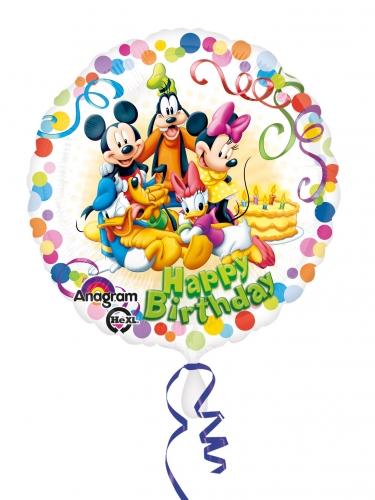 Ballon aluminium Mickey et ses amis™ 43 cm