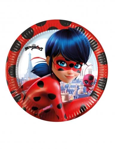 Kit déco anniversaire Ladybug™-3