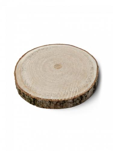 Rondin de bois naturel 17 à 23 cm