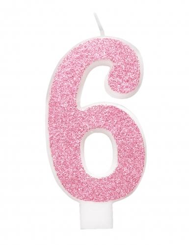 Numéro 8 gâteau d/'anniversaire bougie 8th Anniversaire Bougies Décorations de fête