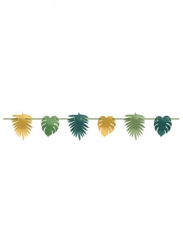 Bannière tropical chic 365 cm