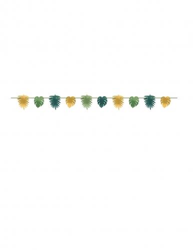Bannière tropical chic 365 cm-1